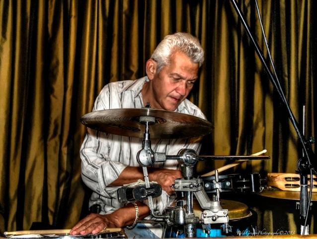 David on Drums