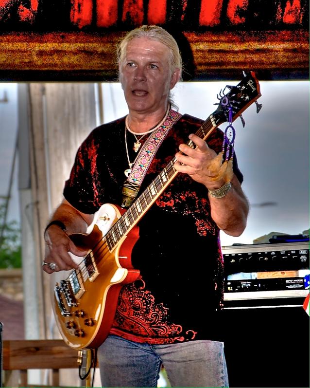 Tony Root on Bass